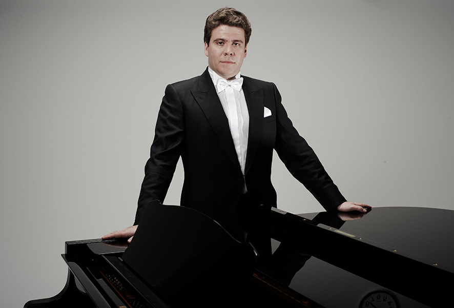 Denis Matsuev. Foto: Columbia Artists Management Inc.