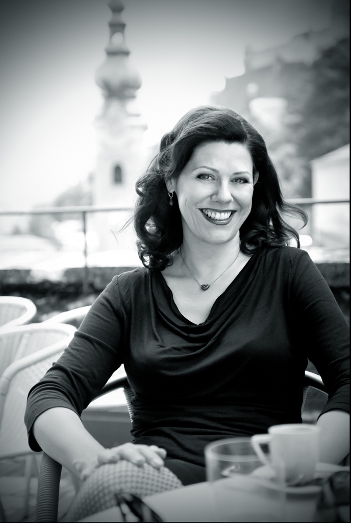 La mezzo Tanja Ariane Baumgartner. Foto: © L. Caputo