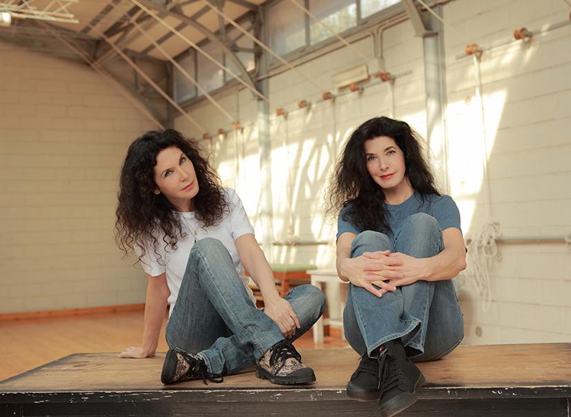 Katia y Marielle Labèque. Foto: © Umberto Nicoletti