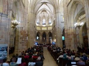 Concierto Yoann Tardivel Catedral Bilbao 6-V-2016