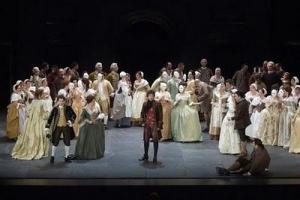Don Giovanni, ensayo en el Palau de Les Arts