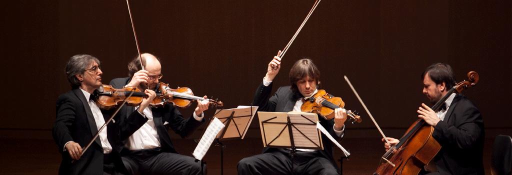El legendario Cuarteto Borodin. Foto: borodinquartet.com