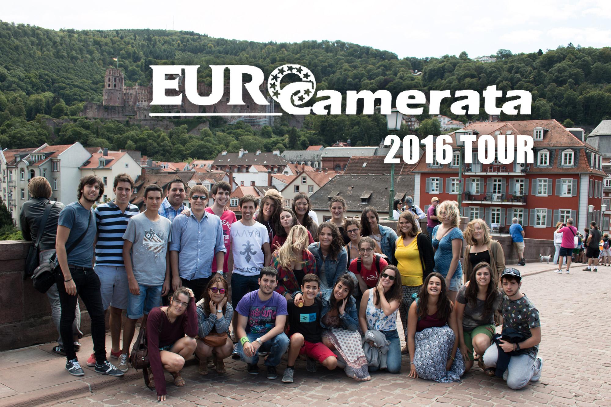 Orquesta Behotsik, gira alemana con EuroCamerata