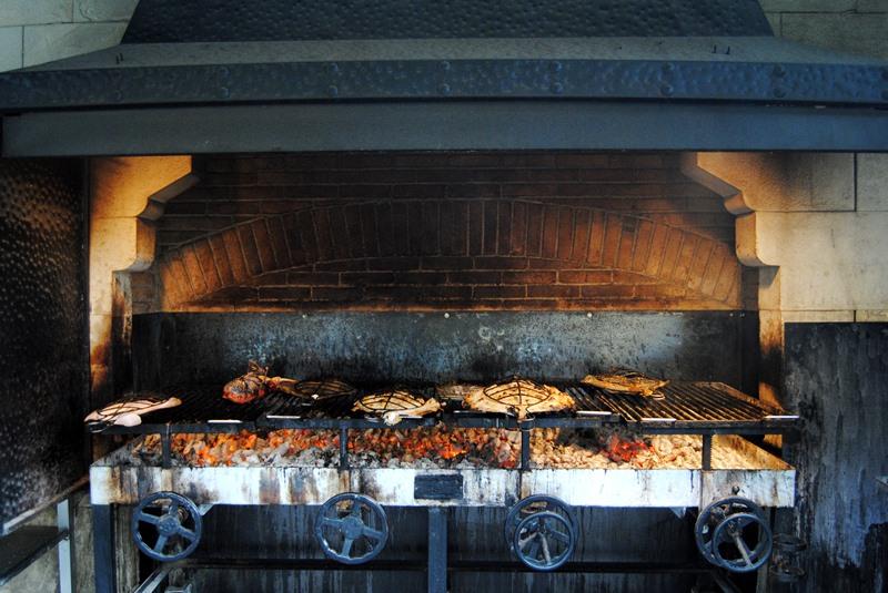 La parrilla del Elkano, Getaria. Foto: www.cocinayrecetas.hola.com