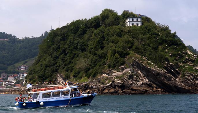 Santa Clara. Foto: www.sansebastianturismo.com