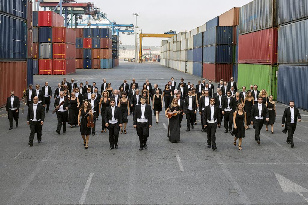 Orquesta Sinfónica de Euskadi. Foto: © Bostnan / OSE