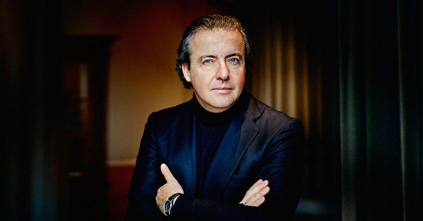 Juanjo Mena regresa a Bilbao de la mano del Teatro Arriaga