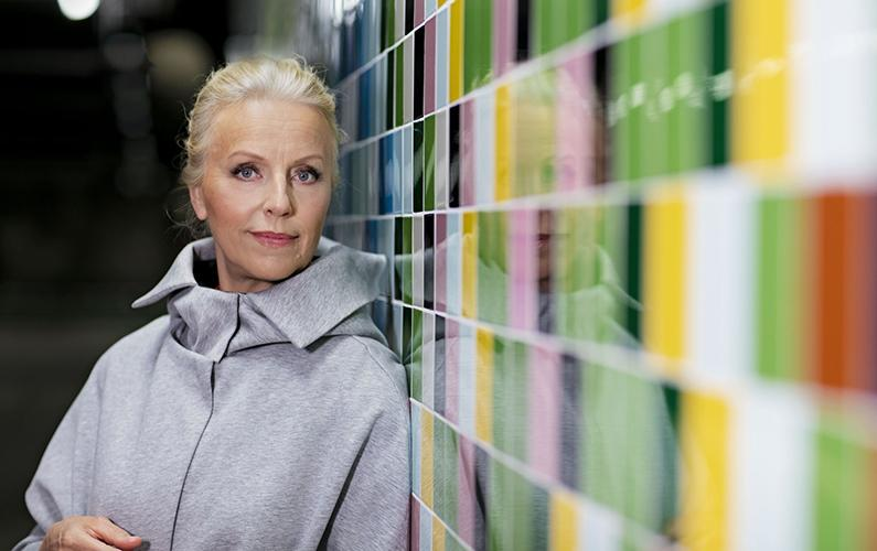 Anne Sofie von Otter, mezzosoprano. Foto: © Mats Backer