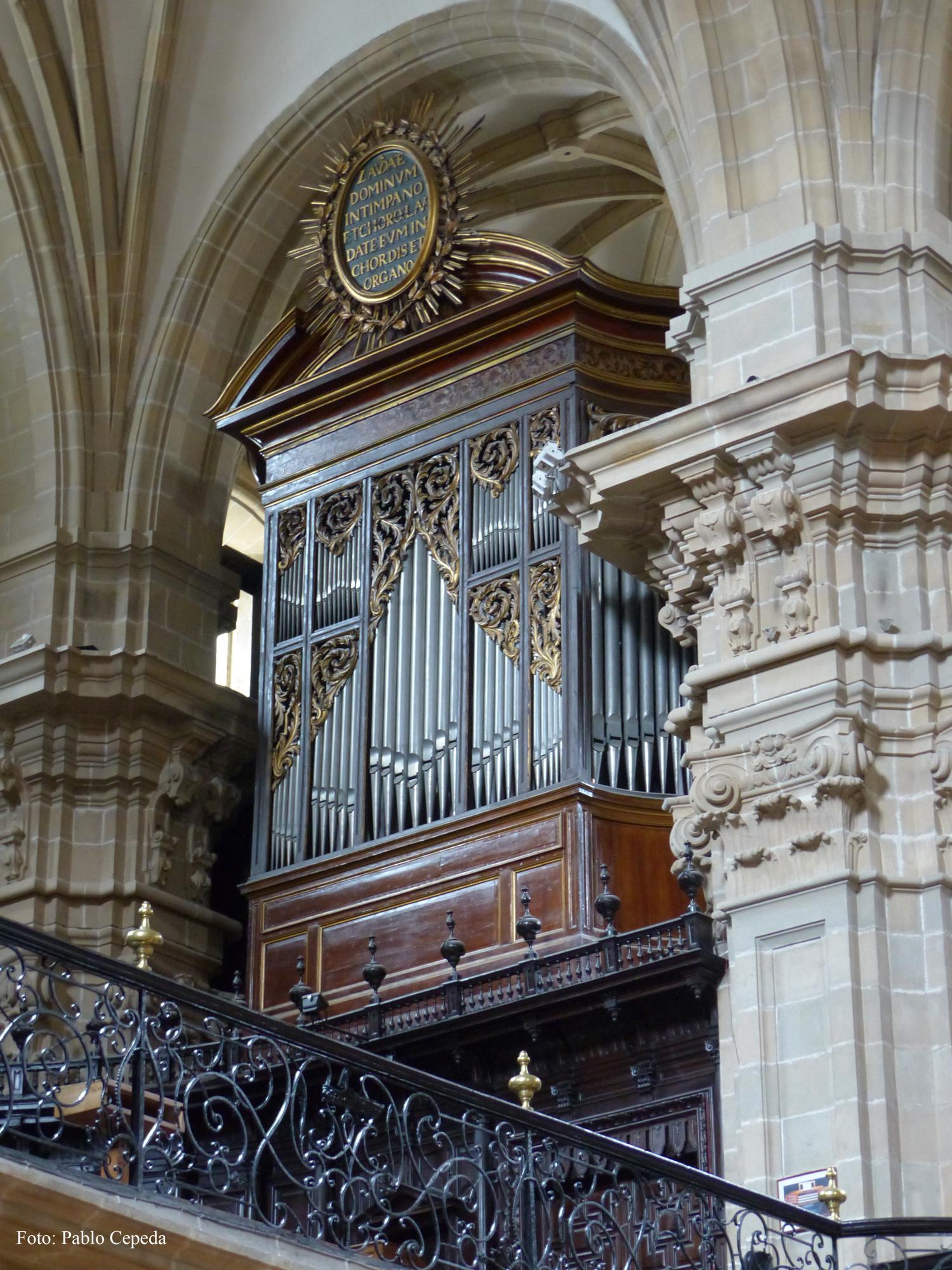 Quincena Musical presenta el 34 Curso Internacional de Órgano Romántico que incluye 8 conciertos.