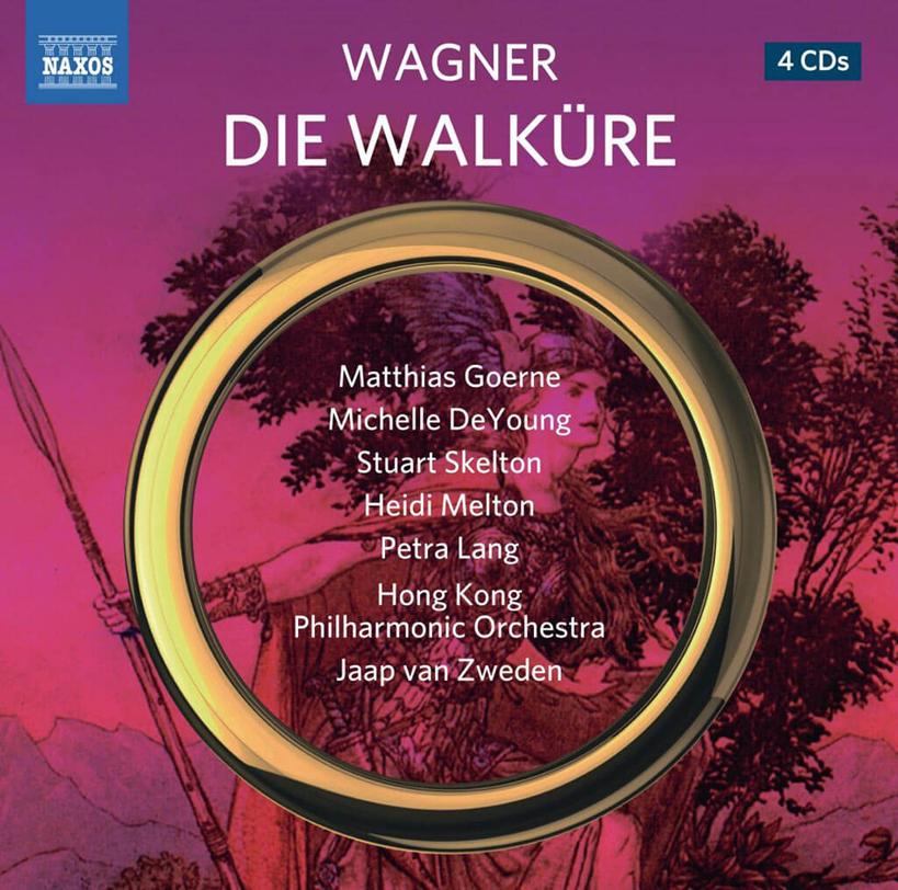 """""""Die Walküre"""" con Skelton y DeYoung, nominada a mejor grabación del año en los Opera Awards"""