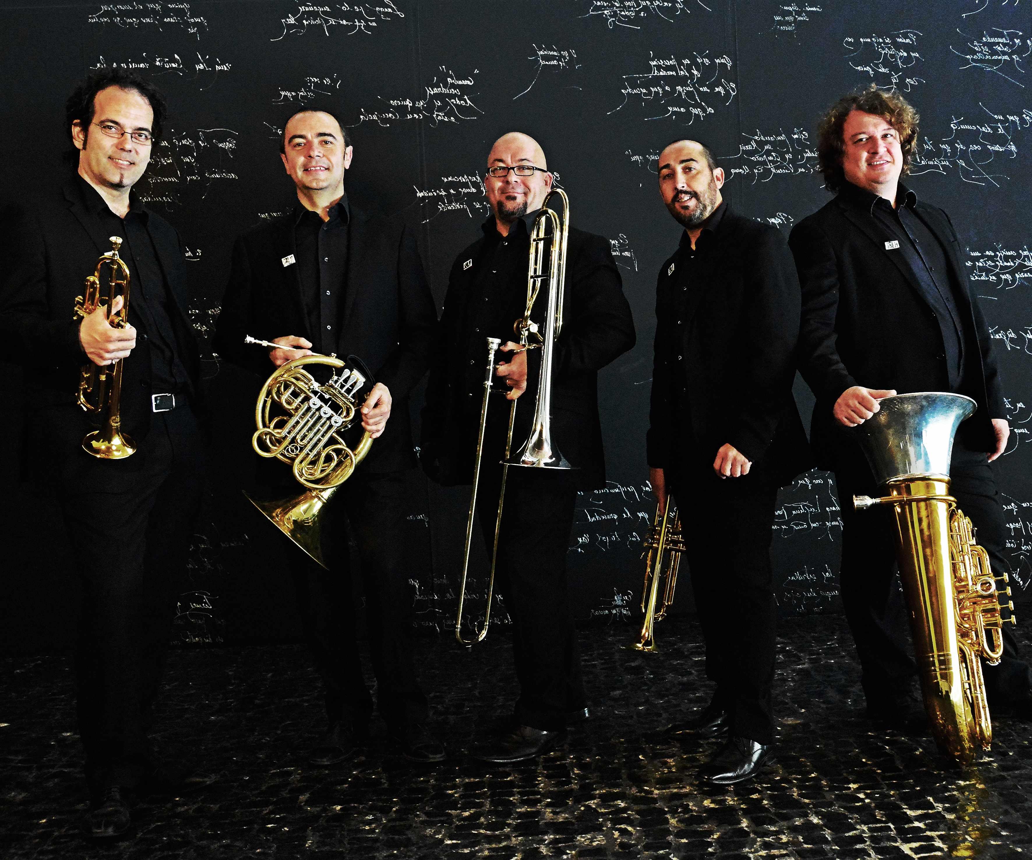 Spanish Brass: acróbatas del metal