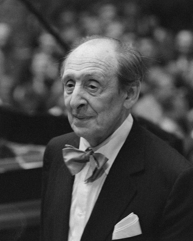 Mariano Jiménez hablará sobre Vladimir Horowitz en la Filarmónica