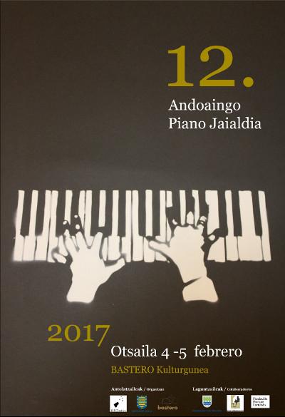 Crónica:  XII. Andoaingo Piano Jaialdia