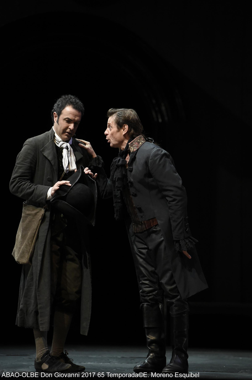 Don Giovanni: apostar sobre seguro