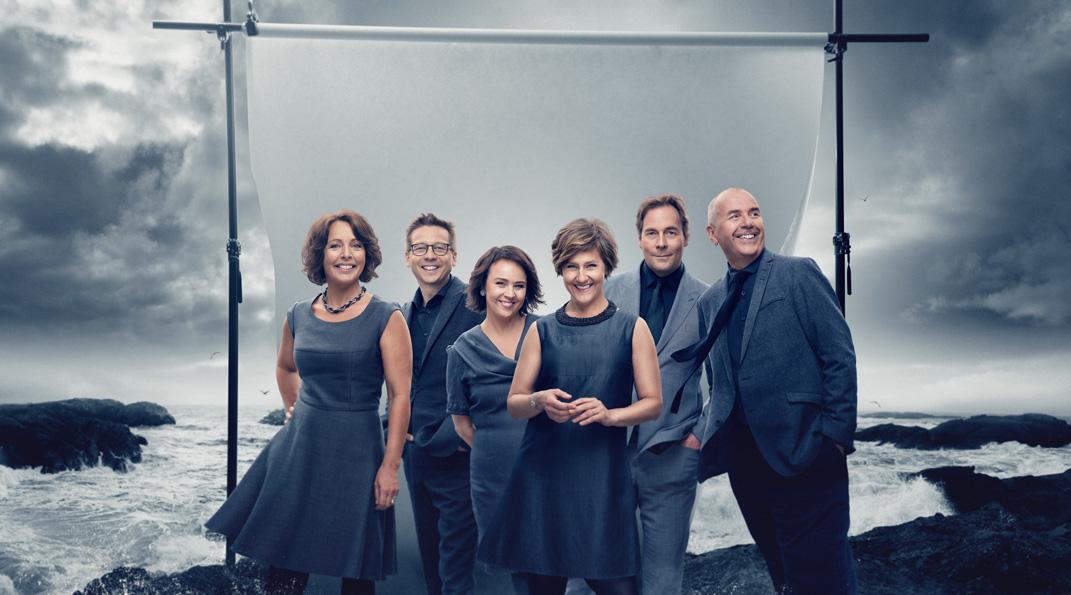 Nordic Voices cantará a Victoria en BAS 2017