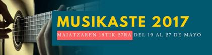 Avance de Musikaste 2017