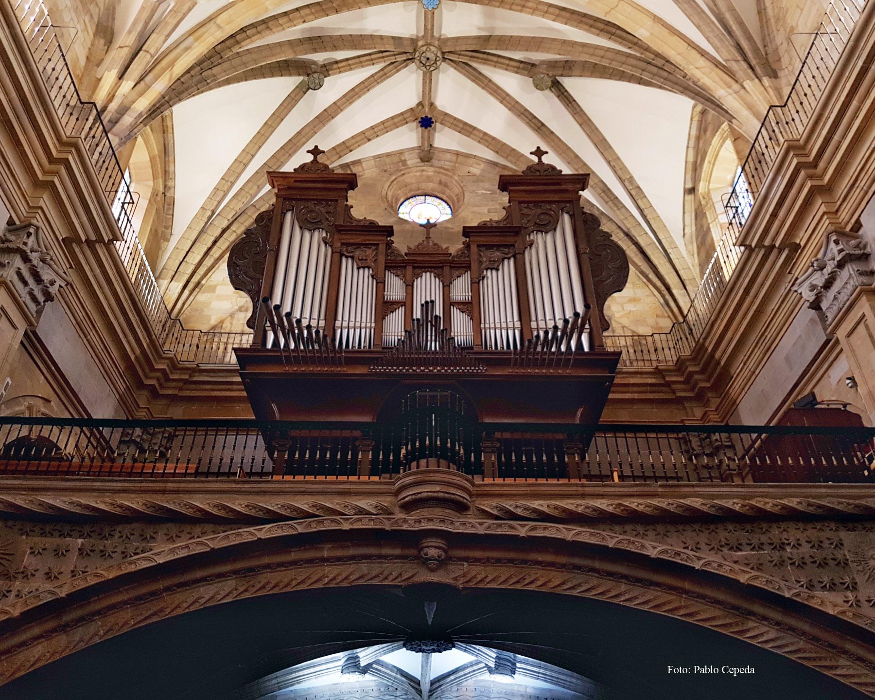 Ciclo de conciertos en el órgano de la Basílica de Durango