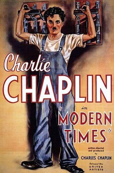 """Loïc Mallié improvisa sobre """"Tiempos modernos"""" de Chaplin"""