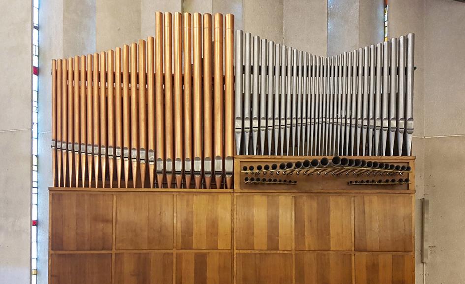 Eventos inaugurales del Órgano de El Carmen de Indautxu