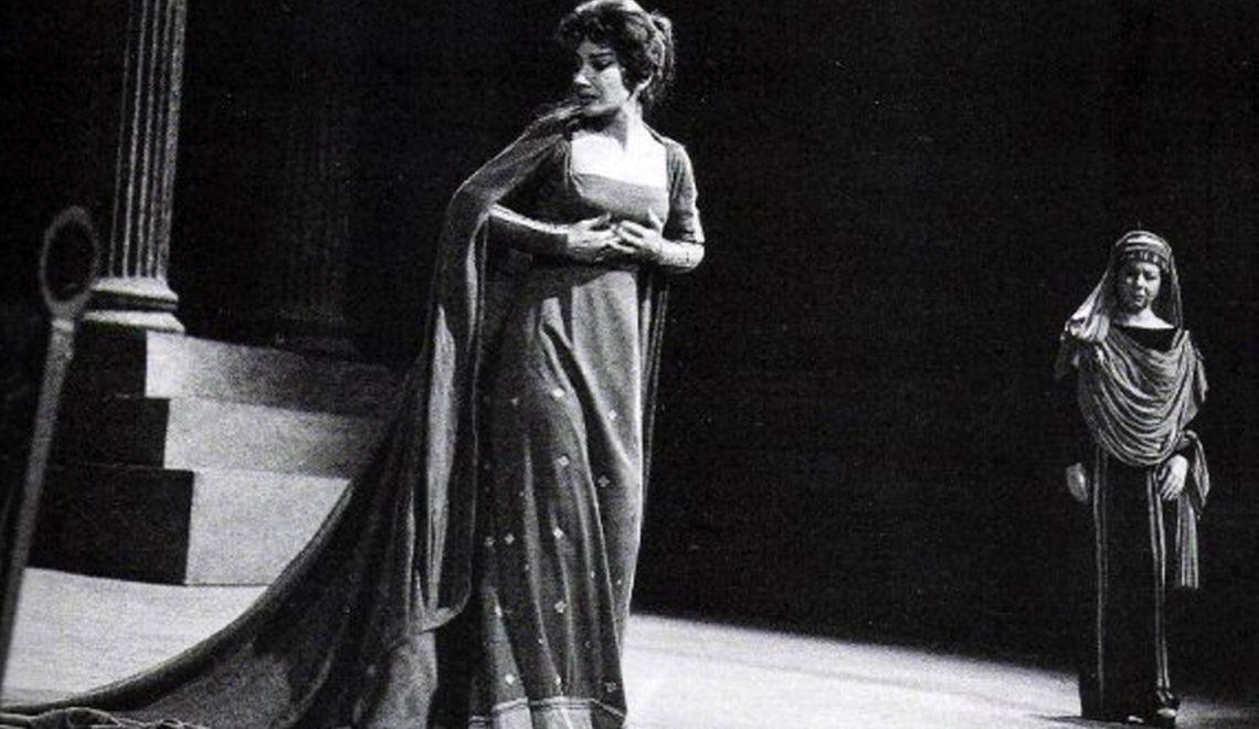 Greziar mitologia Operan: Medea