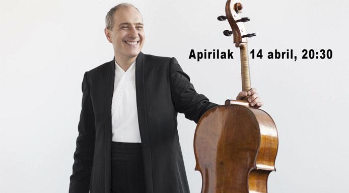 Vitoria: Gazteizko Ganbara Orkestra y Asier Polo en un programa Haydn, Mozart