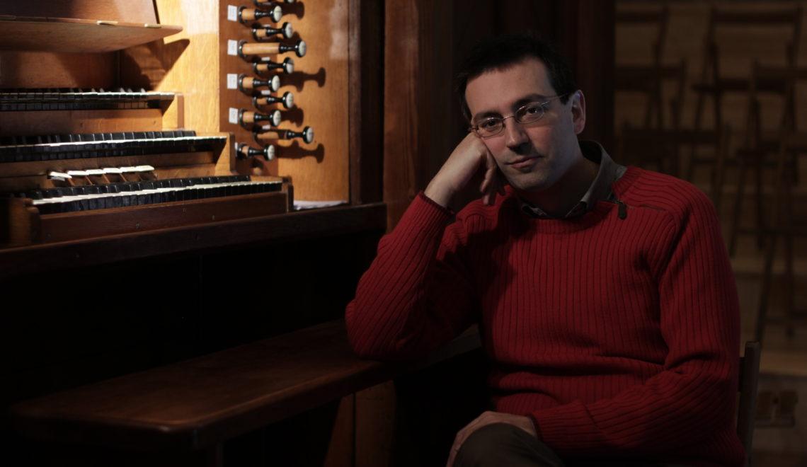 El órgano romántico inglés fondea en Bilbao