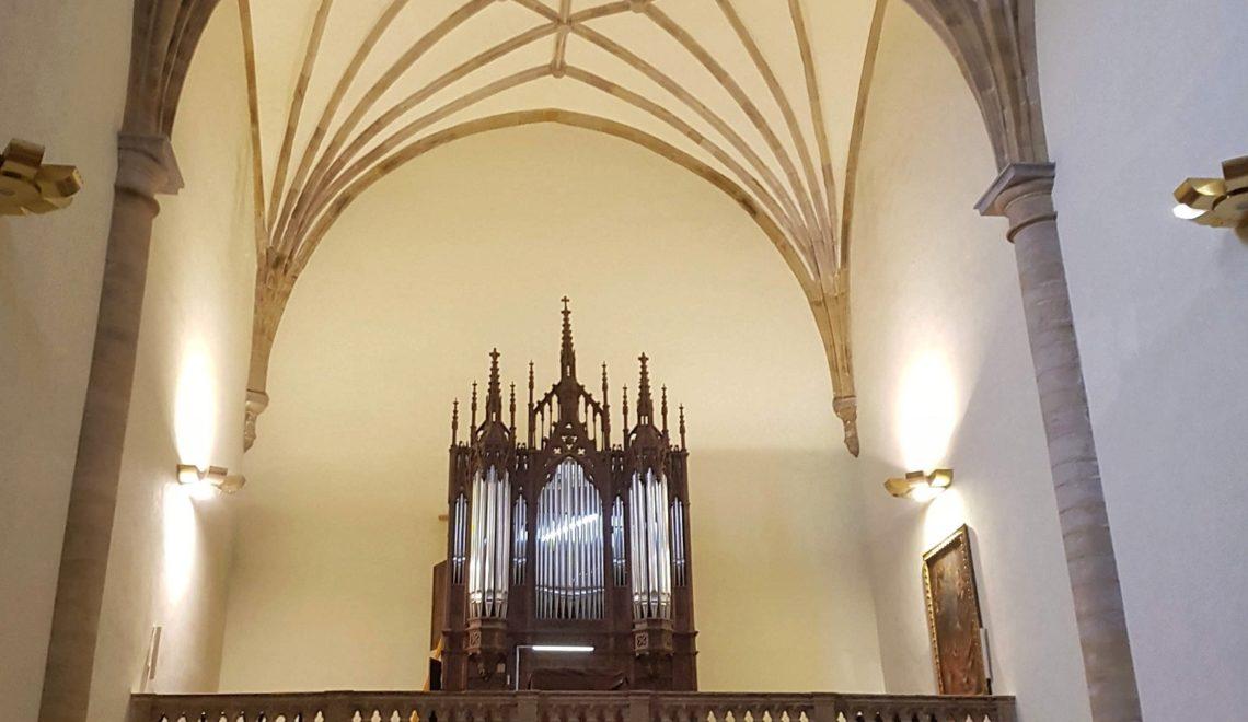 """El festival """"Urdaibaiko Organoak"""" celebra los 100 años del órgano de Mundaka"""
