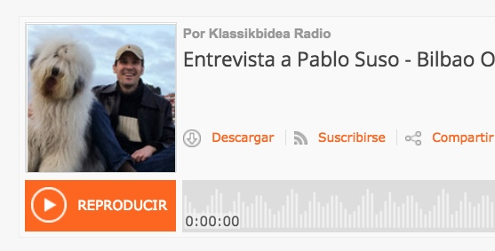 Entrevista a Pablo Suso – Bilbao Orkestra Sinfonikoa 16 de septiembre