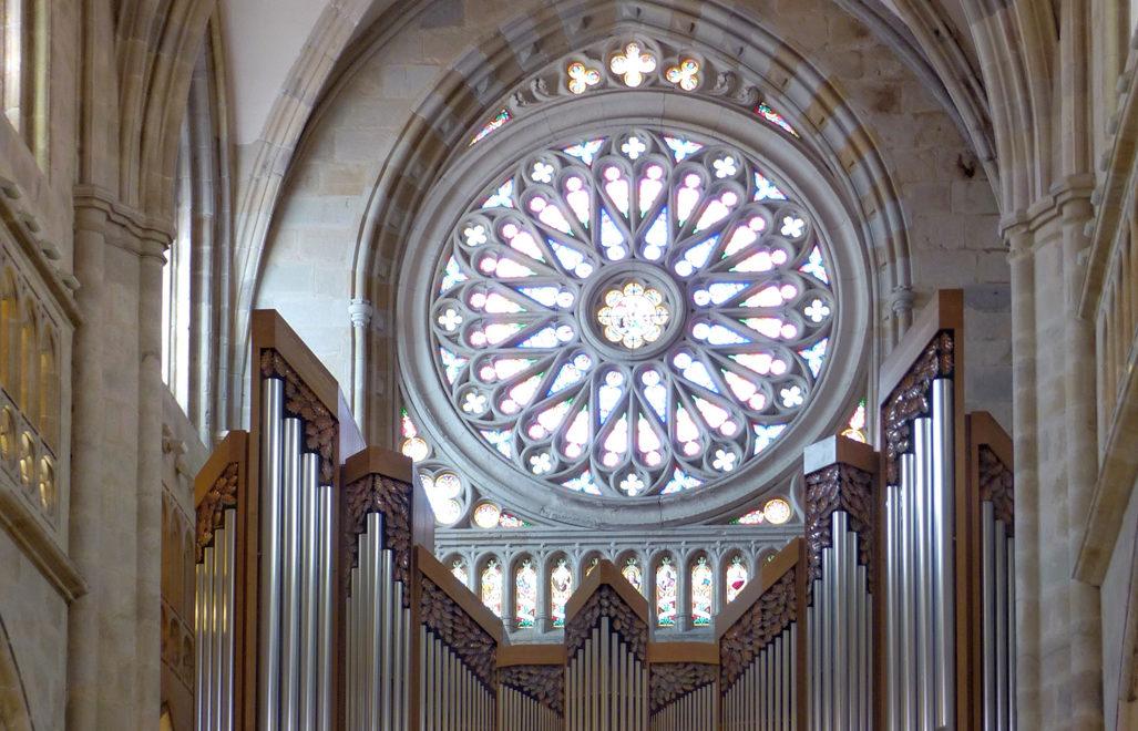 Reinauguración del órgano de la Catedral de Bilbao con un concierto de Jesús Martín Moro