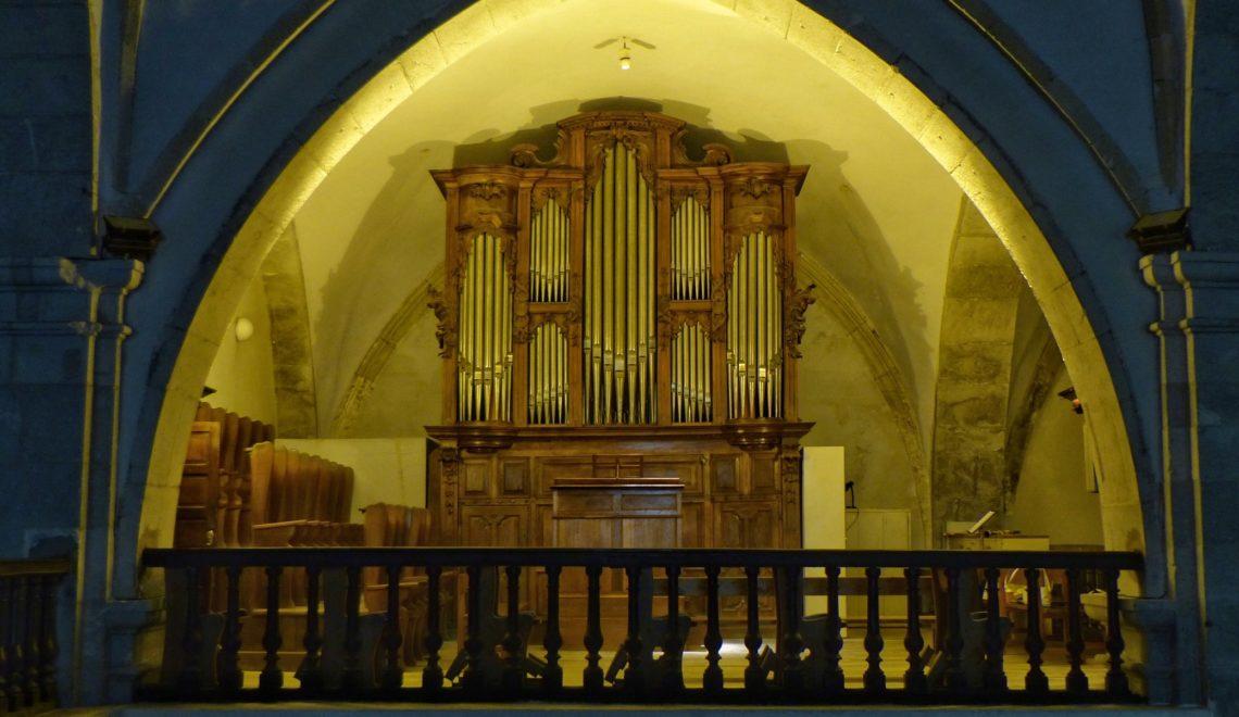 El órgano Cavaillé-Coll de Ondarroa celebra su 150 aniversario con Miriam Cepeda y Luis Alberto Requejo