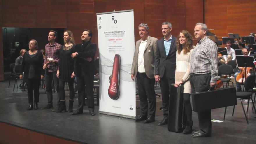 Sinfónica de Euskadi: la audacia como deber
