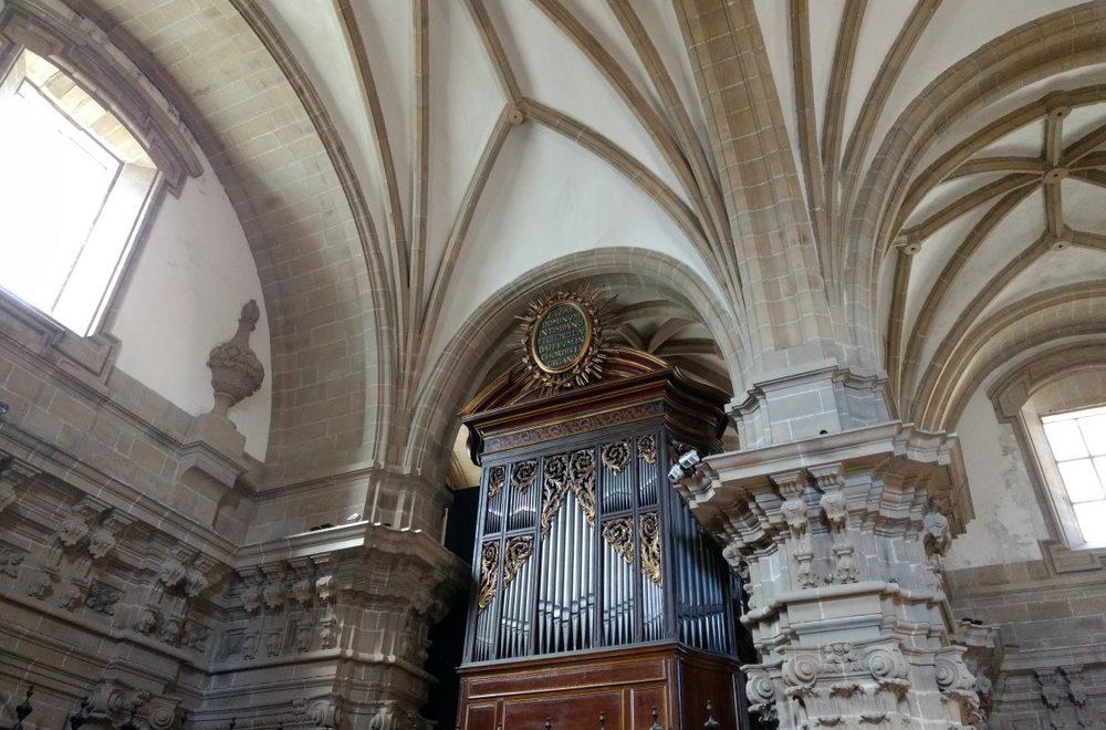 Pablo Cepeda sobre la restauración del órgano de la basílica de Santa María de San Sebastián
